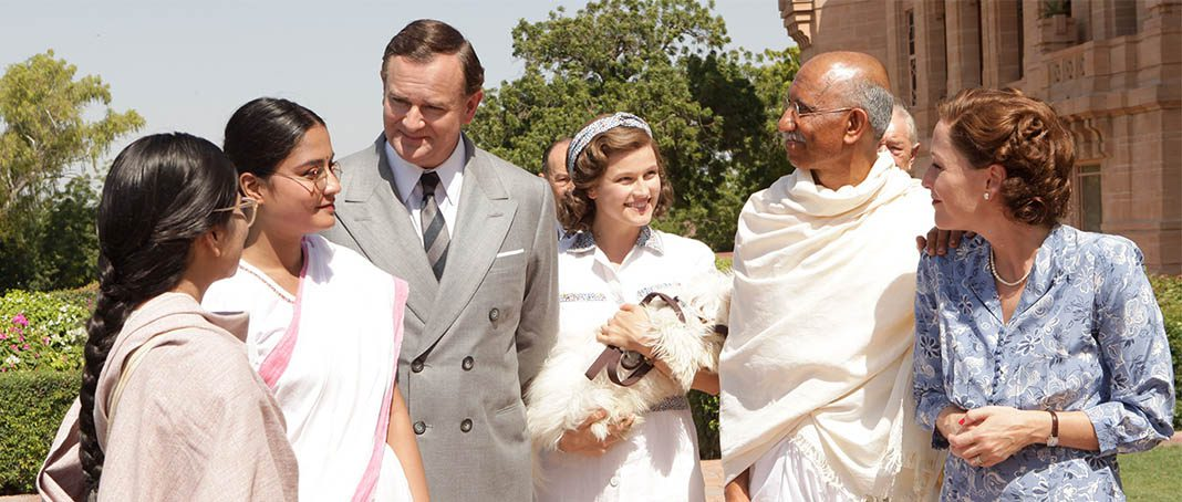 'El último Virrey de la India', un drama histórico con una maravillosa Gillian Anderson. • En tu pantalla