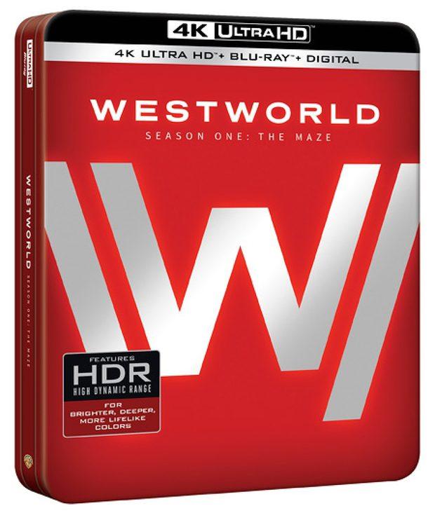 'Westworld' en Blu-ray y Dvd el 7 de noviembre. Sin noticias del 4K Ultra HD. • En tu pantalla