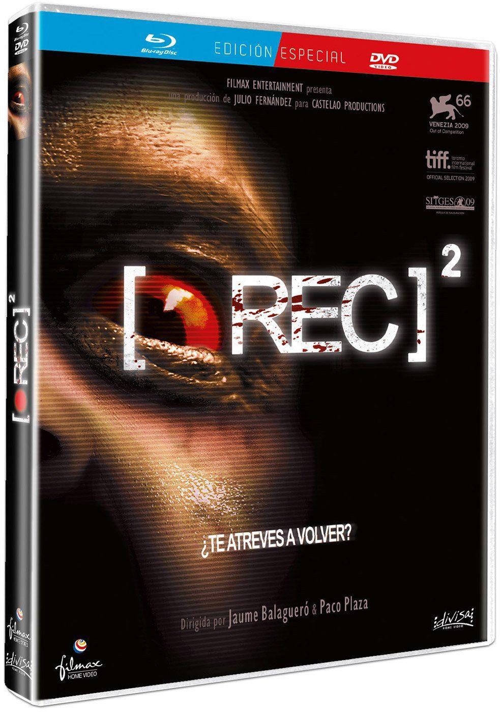 La saga '[REC]' en Blu-ray el 7 de septiembre de la mano de Divisa • En tu pantalla