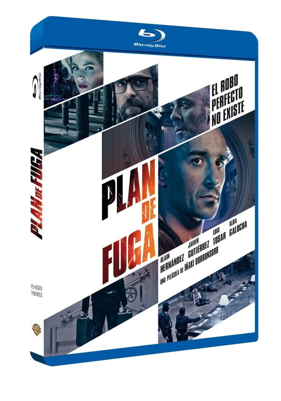 'Plan de Fuga' a la venta en Blu-ray y Dvd el 18 de agosto • En tu pantalla