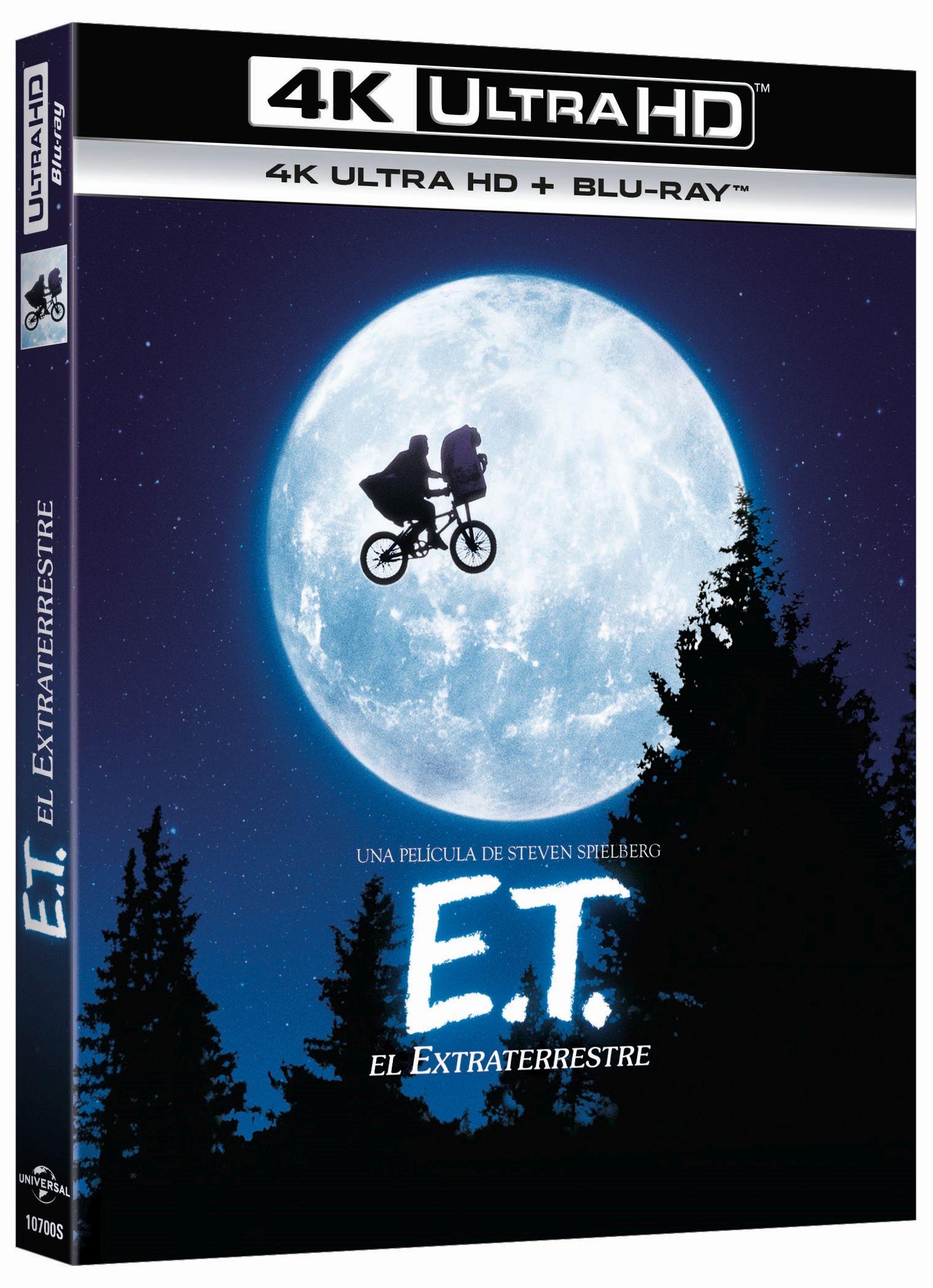 'E.T., el extraterrestre' en 4K Ultra HD el 4 de octubre. • En tu pantalla