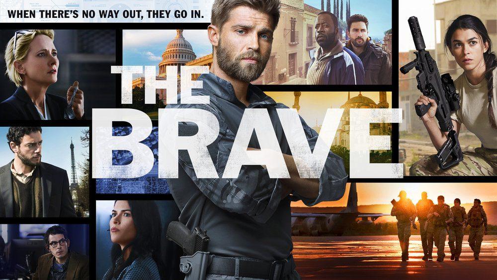 'The Brave': Primeras fotos promocionales y nueva promo • En tu pantalla