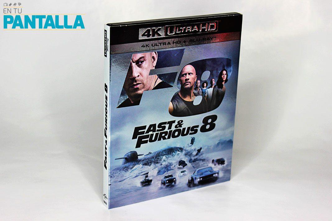'Fast & Furious 8', los secretos de la edición 4K Ultra HD • En tu pantalla