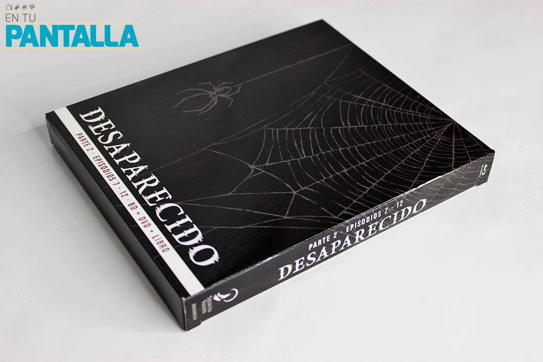 Análisis Blu-ray: 'Desaparecido. Parte 2' de Selecta Visión • En tu pantalla