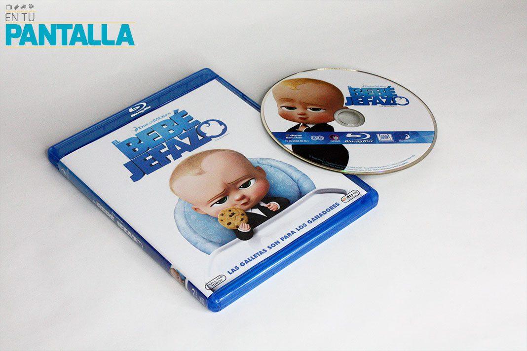 'El bebé jefazo', un vistazo al Blu-ray de Fox • En tu pantalla