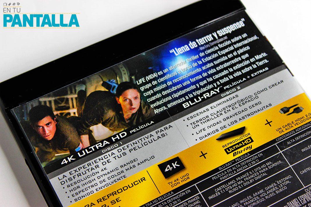Life 4K Ultra HD