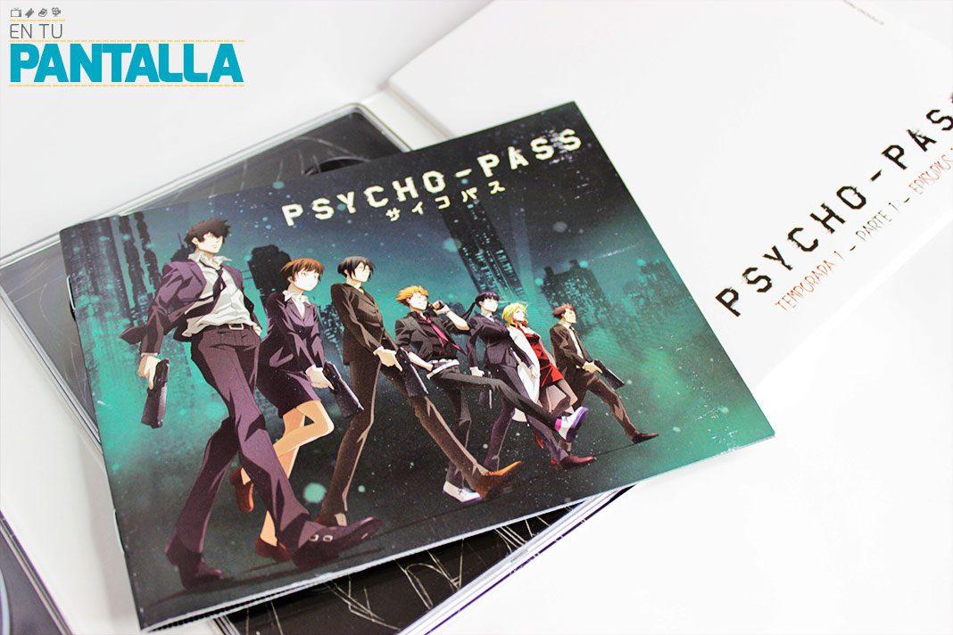 'Psycho-Pass: Temporada 1 Parte 1', un vistazo a la edición coleccionista • En tu pantalla