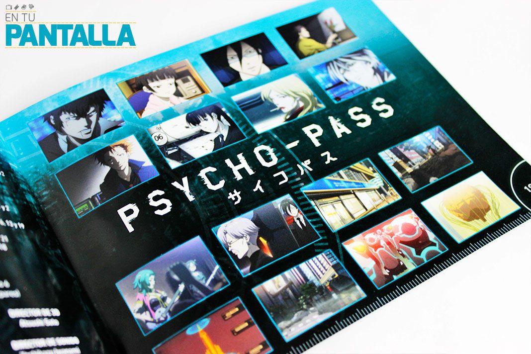 'Psycho-Pass: Temporada 1 Parte 2', un vistazo a la edición coleccionista • En tu pantalla