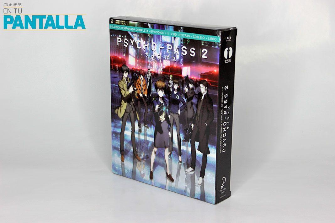 'Psycho-Pass: Temporada 2', un vistazo a la edición coleccionista de Selecta Visión • En tu pantalla
