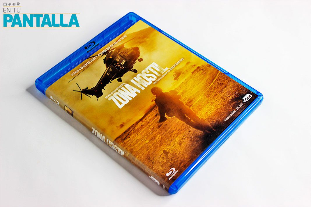 'Zona Hostil', un vistazo al Blu-ray de eOne • En tu pantalla