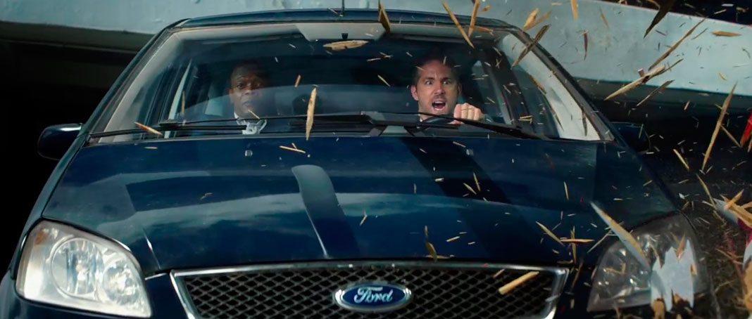 'El otro guardaspaldas' es una simple película de acción, nada de parodia • En tu pantalla