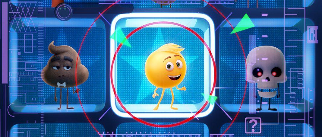'Emoji: La película', una aventura dentro de un móvil • En tu pantalla