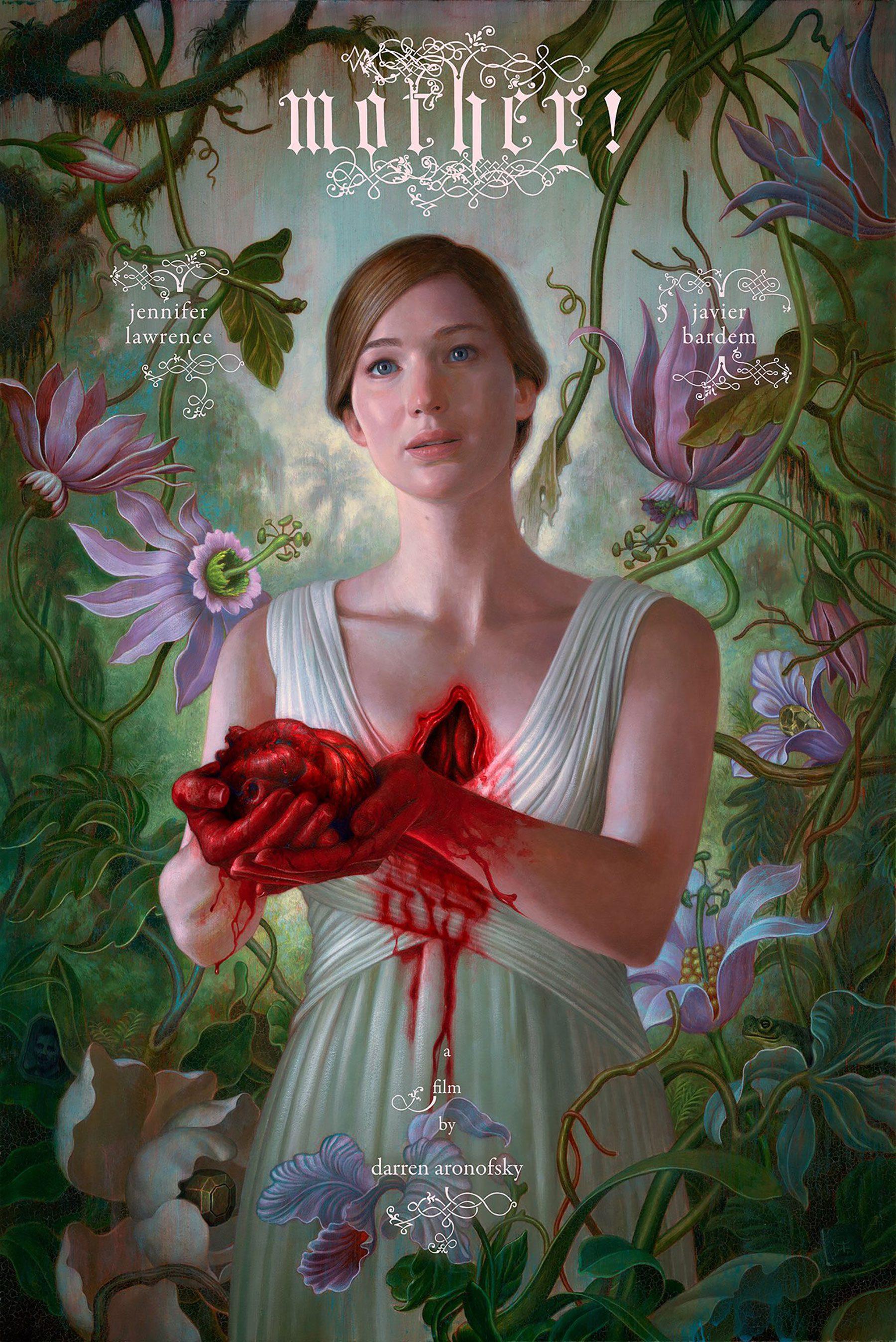 Primer avance de 'Madre!', la nueva película de Darren Aronofsky con Jennifer Lawrence • En tu pantalla