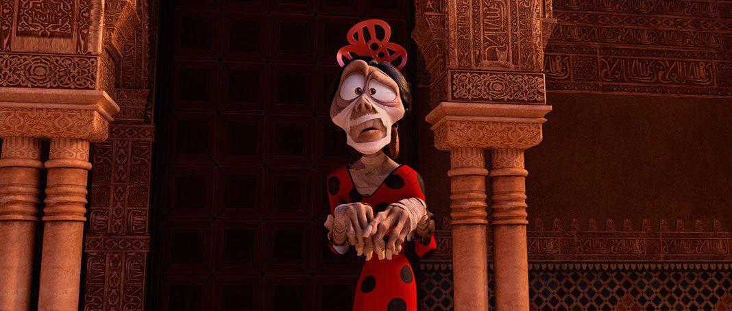 'Tadeo Jones 2: El secreto del Rey Midas' una aventura un tanto vacía • En tu pantalla