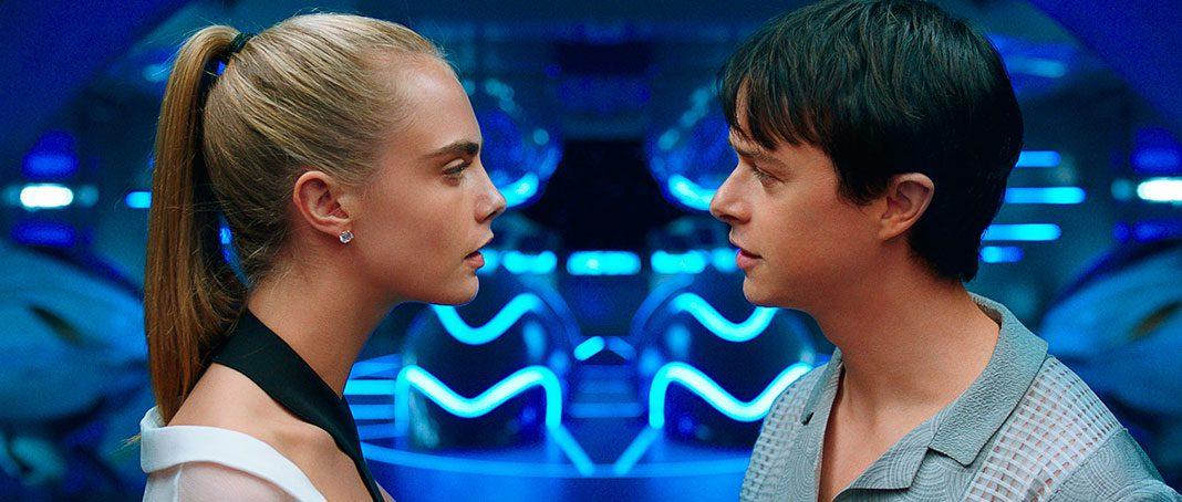 'Valerian y la ciudad de los mil planetas', el poder de la imaginación de Luc Besson • En tu pantalla