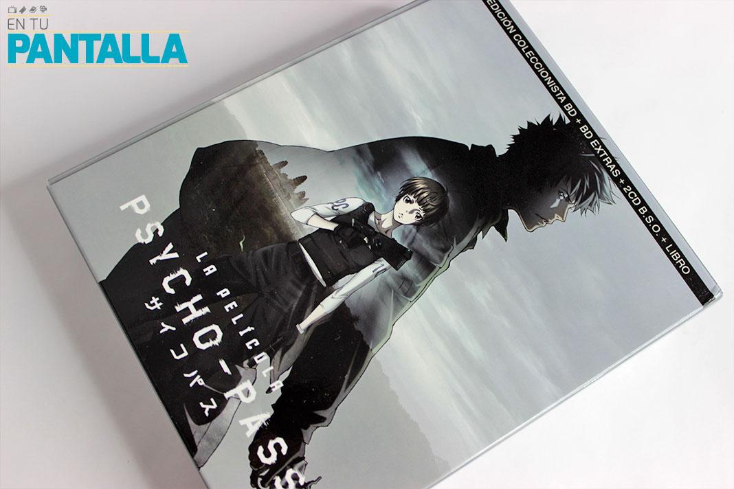 'Psycho-Pass: La Película': Selecta Visión nos trae una edición coleccionista • En tu pantalla