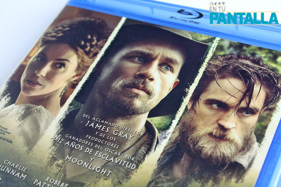 'Z, la ciudad perdida', un vistazo al Blu-ray de eOne • En tu pantalla