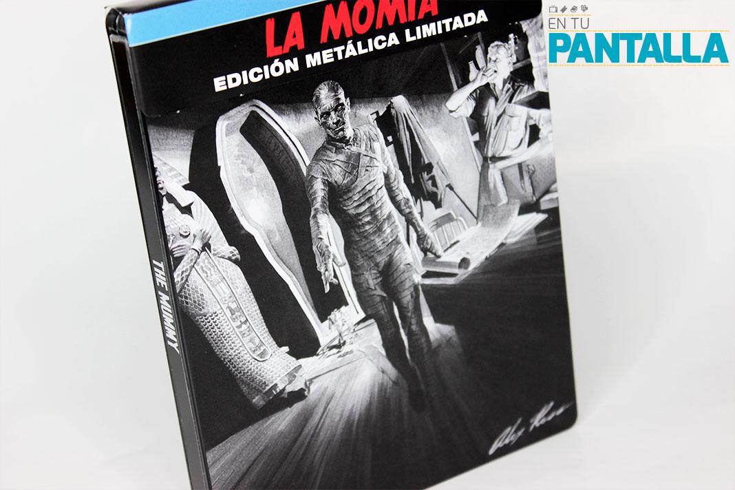 Coleccionismo: 'La Momia' (1932). Ilustrada por Alex Ross • En tu pantalla