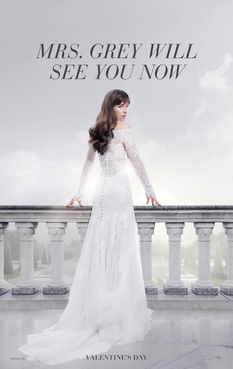 'Cincuenta sombras liberadas' presenta su primer teaser y póster • En tu pantalla