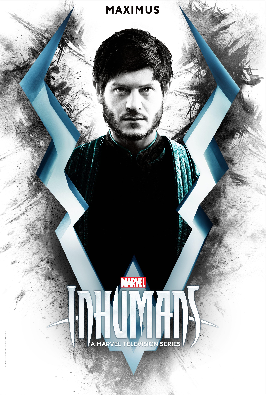 'Inhumans' llega a Movistar+ el 30 de septiembre • En tu pantalla