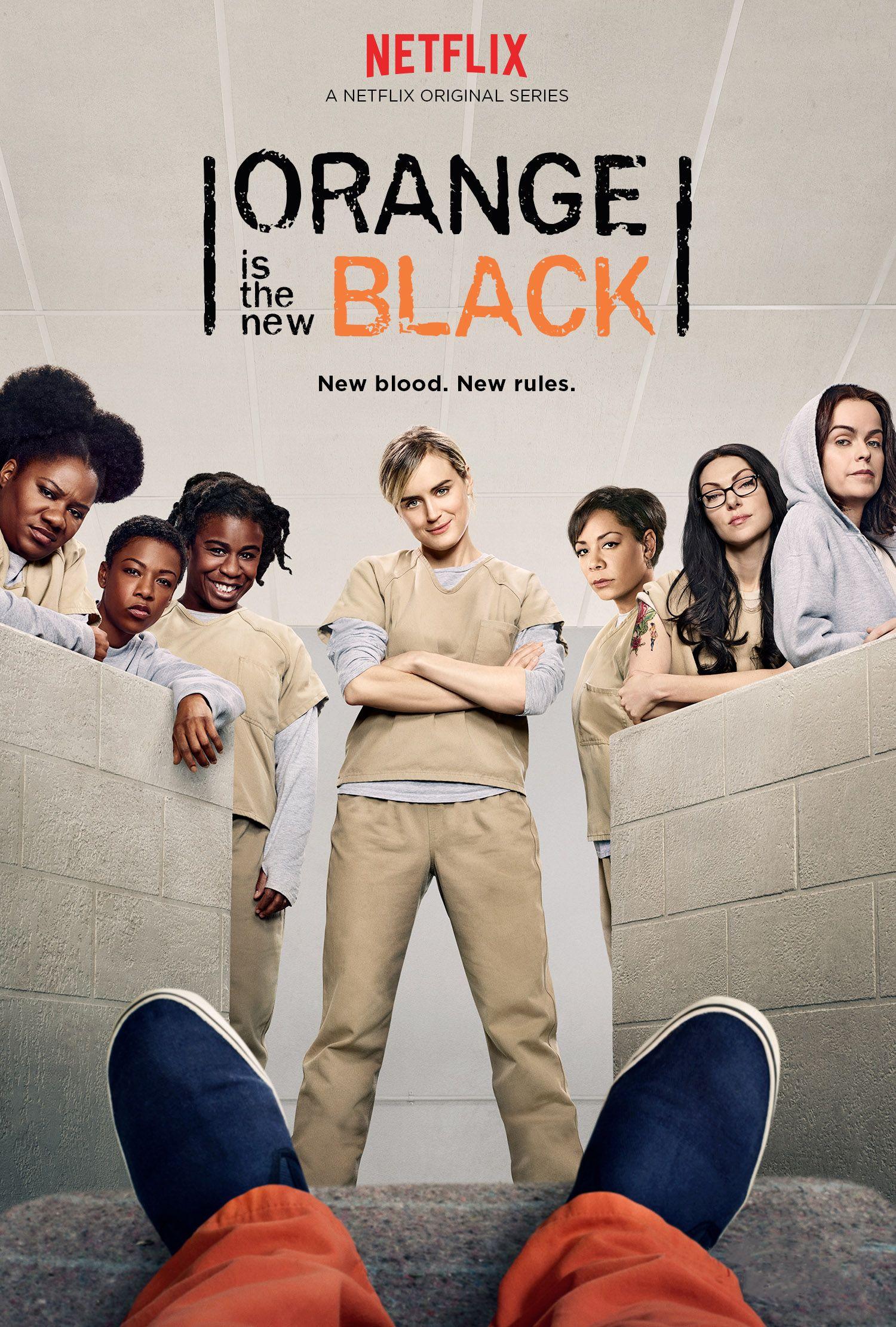 'Orange is the new black: Temp. 1-4' llegará en Dvd el 1 de noviembre • En tu pantalla