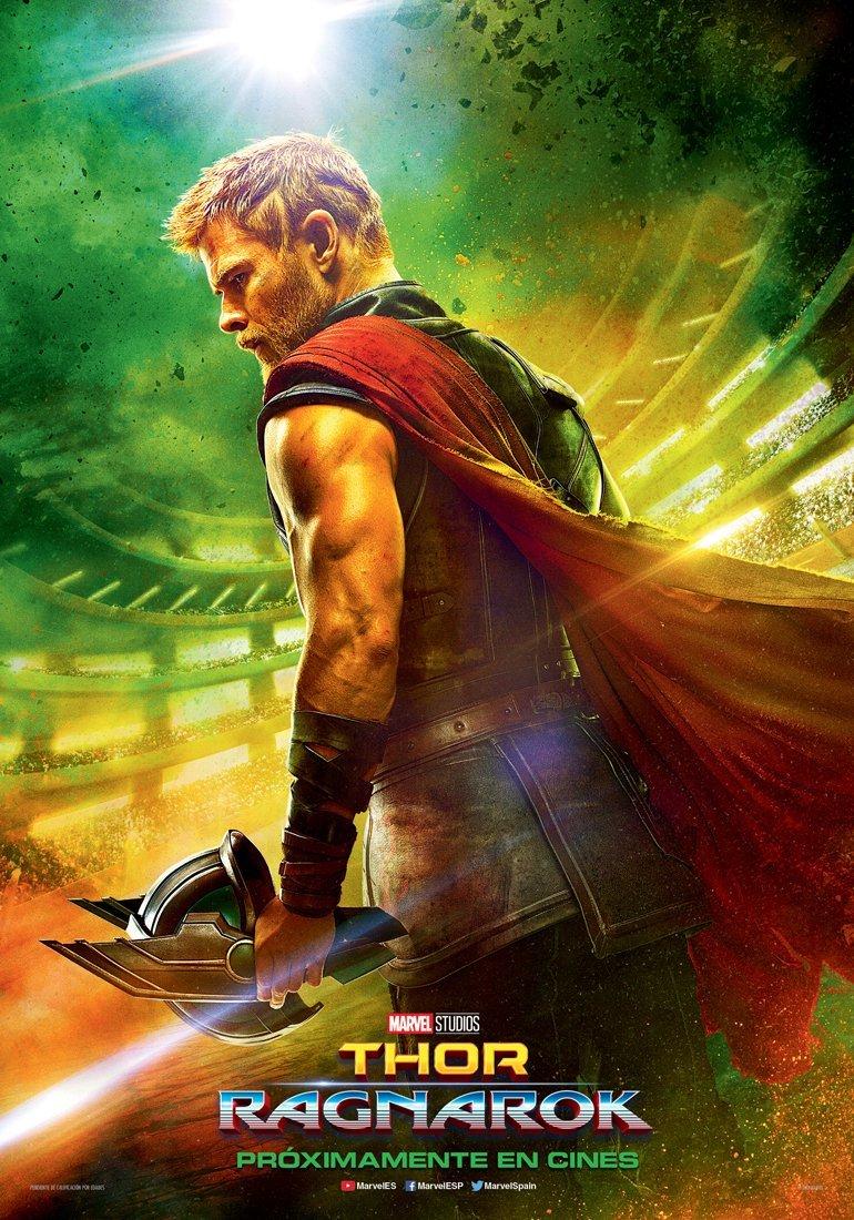 'Thor: Ragnarok' podría ser el primer 4K Ultra HD de Disney en España • En tu pantalla