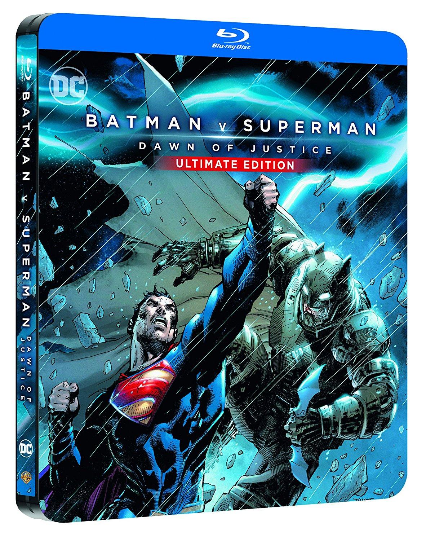 Nuevos Steelbooks de las películas de DC Comics • En tu pantalla