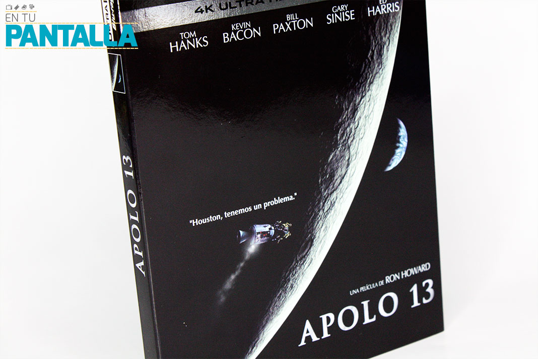 Apolo 13 en 4K Ultra HD