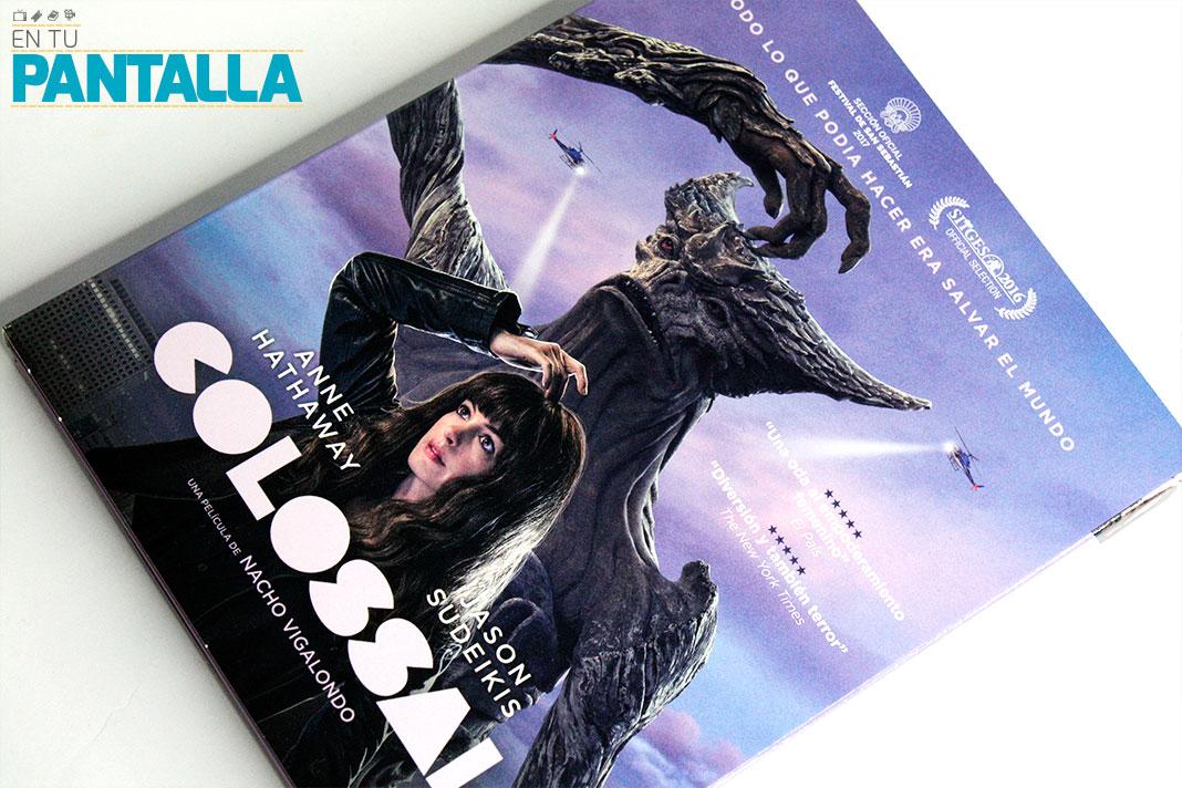 'Colossal', un vistazo a la edición en Blu-ray de la última película de Nacho Vigalando • En tu pantalla