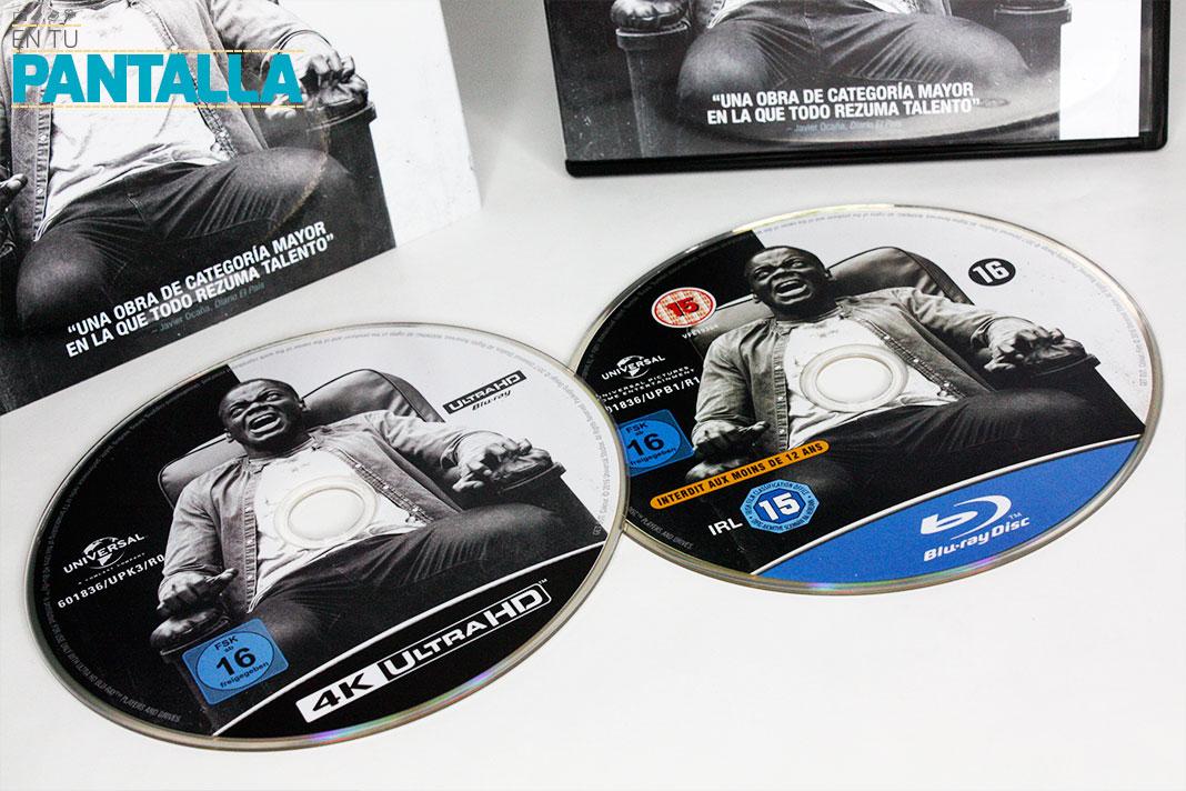 Cuatro lanzamientos 4K Ultra HD del mes de Octubre IMPRESCINDIBLES
