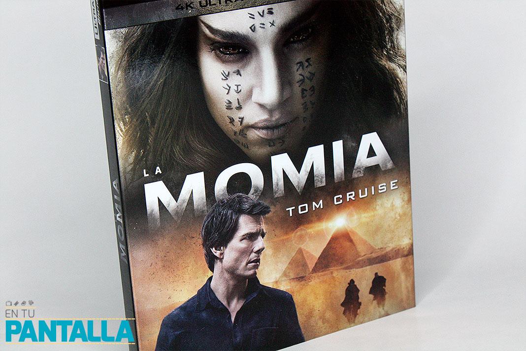 La Momia (2017) 4K Ultra HD