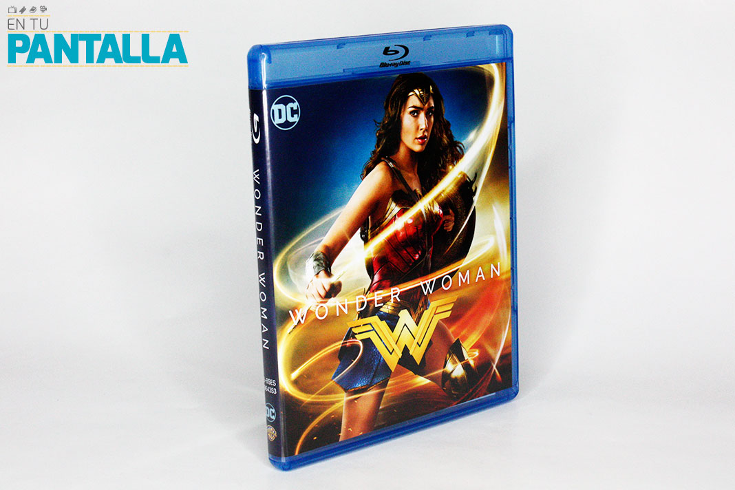 'Wonder Woman', un vistazo a la edición Blu-ray • En tu pantalla