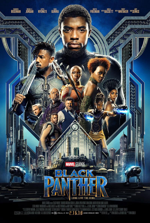 'Black Panther': Nuevo tráiler de la nueva entrega de Marvel