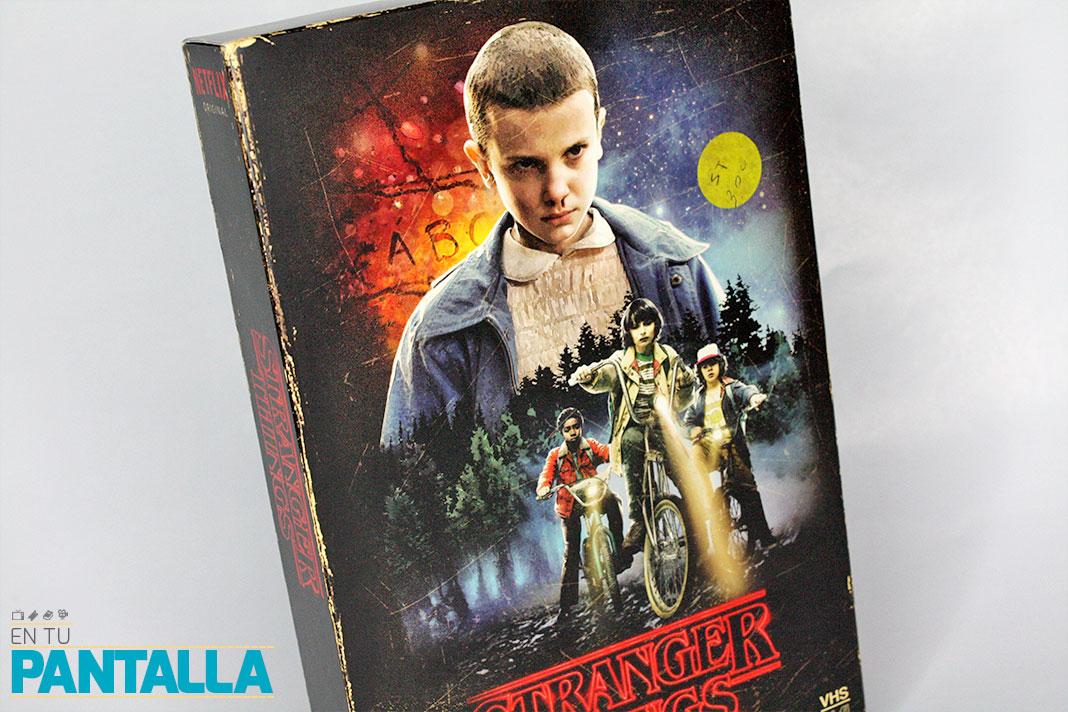 'Stranger Things': Edición en Blu-ray coleccionista. ¡ESPECTACULAR! • En tu pantalla