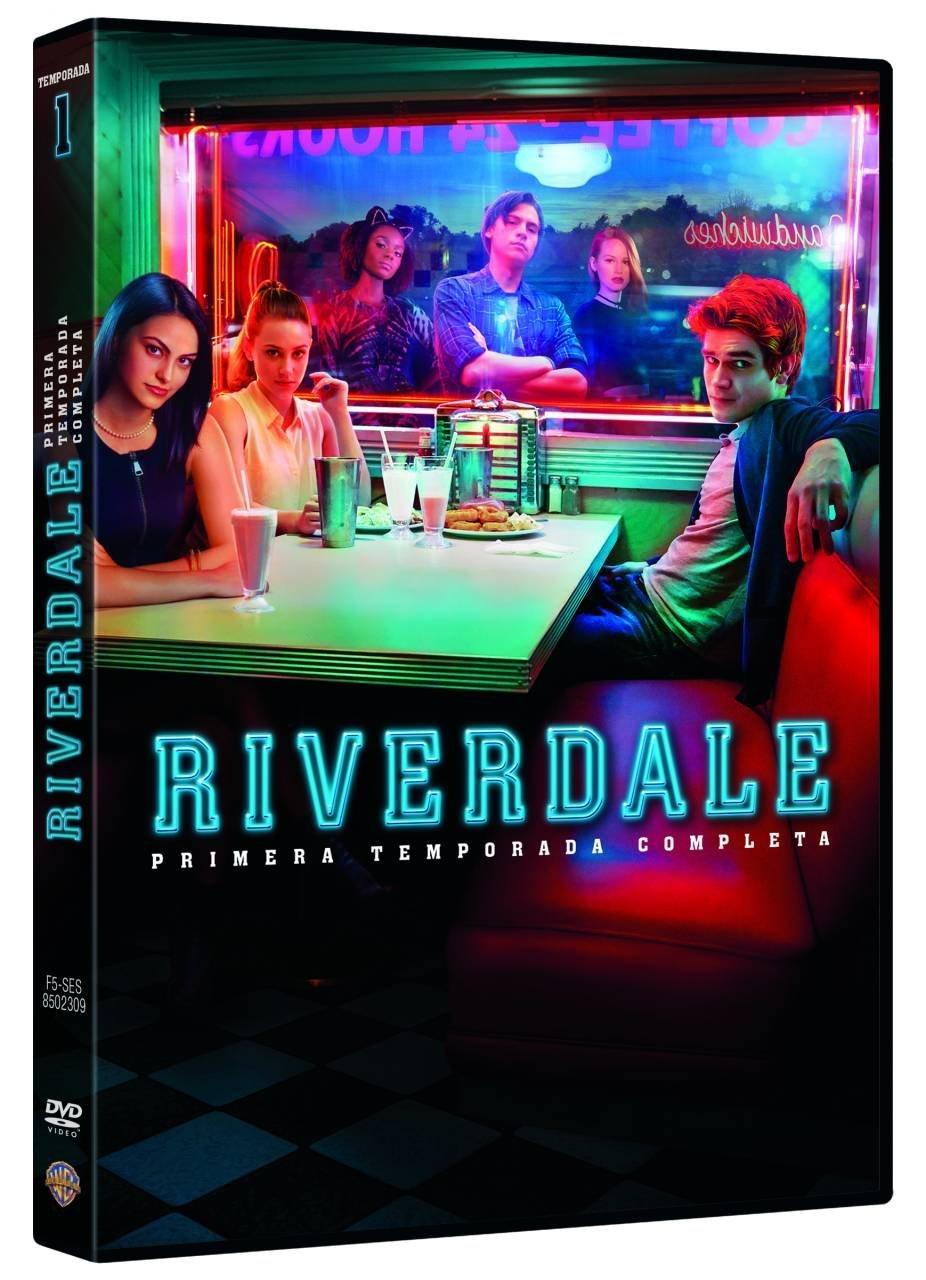'Riverdale' llega en Dvd el 15 de noviembre • En tu pantalla