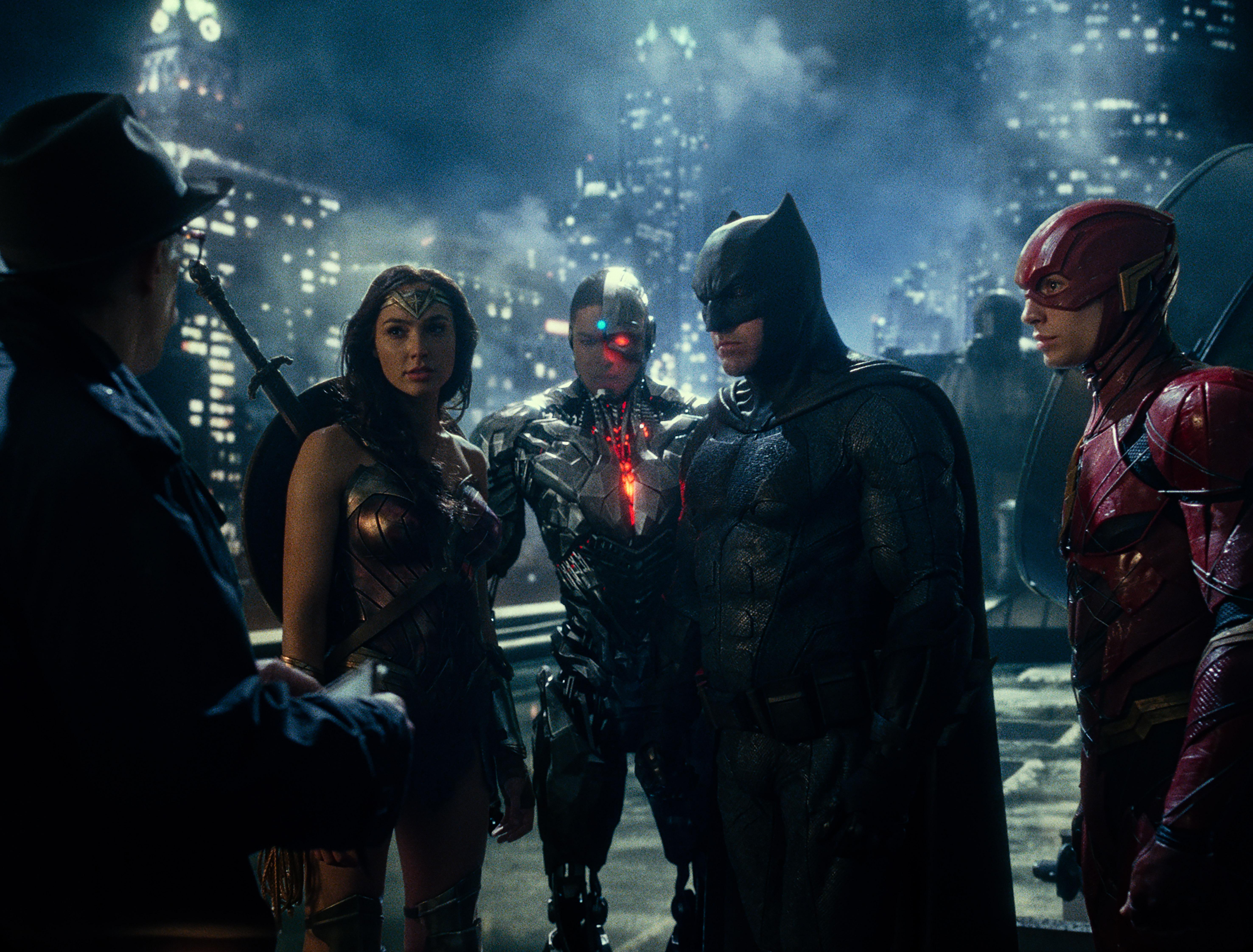'Liga de la Justicia': 45 imágenes de esta reunión de superhéroes • En tu pantalla