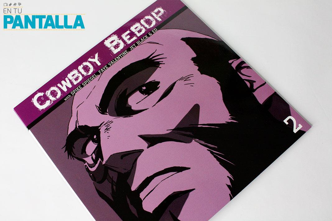 'Cowboy Bebop', una edición coleccionista de lo más espectacular • En tu pantalla