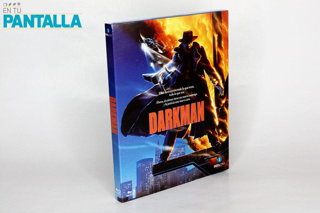 'Darkman', el primer lanzamiento de Reel One en Blu-ray • En tu pantalla