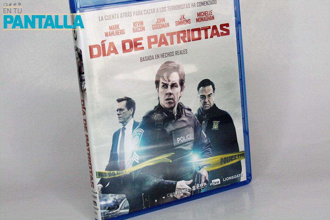 'Día de Patriotas', un vistazo al Blu-ray. La cuenta atrás ha comenzado... • En tu pantalla
