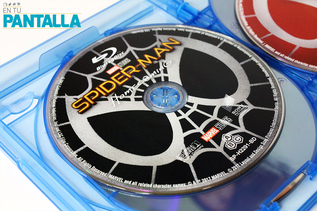 'Spider-Man: Homecoming' 4K Ultra HD + Figura. ¡Unboxing y reportaje fotográfico!