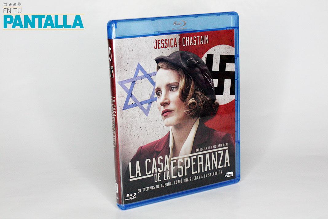 'La casa de la esperanza', un vistazo al Blu-ray de eOne • En tu pantalla