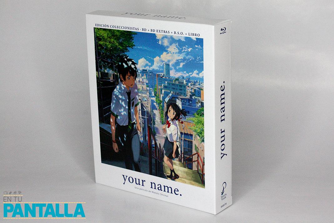 'Your Name': Una edición coleccionista imprescindible • En tu pantalla