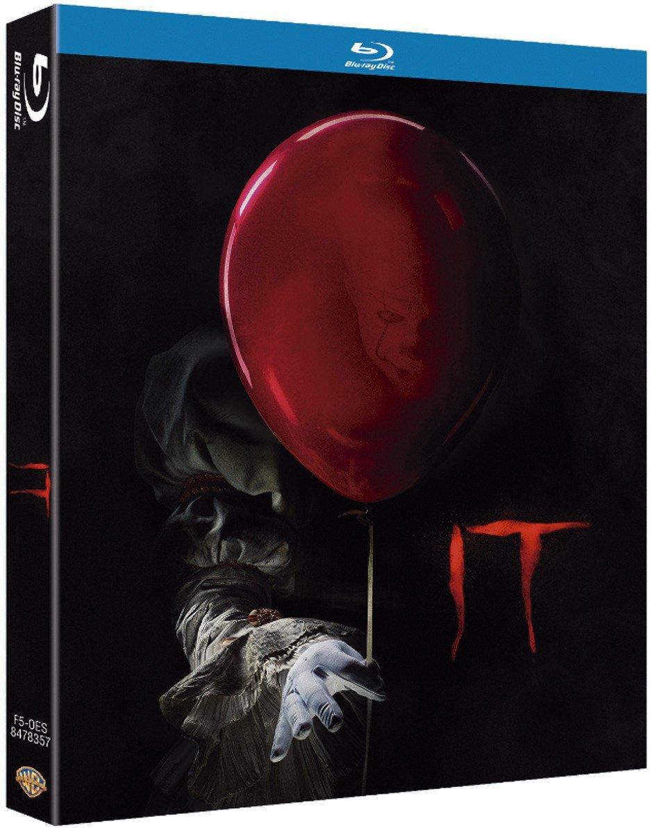 'IT (2017)' llega en 4K Ultra HD, Blu-ray y Dvd el 5 de enero