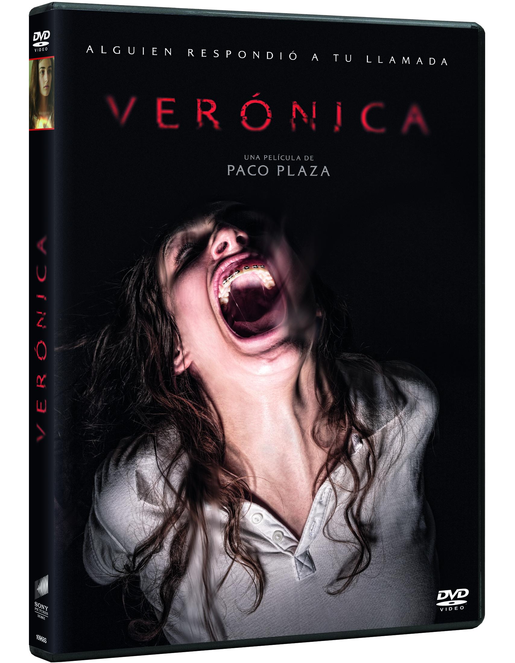 'Verónica' llega en formato Blu-ray y una edición especial • En tu pantalla