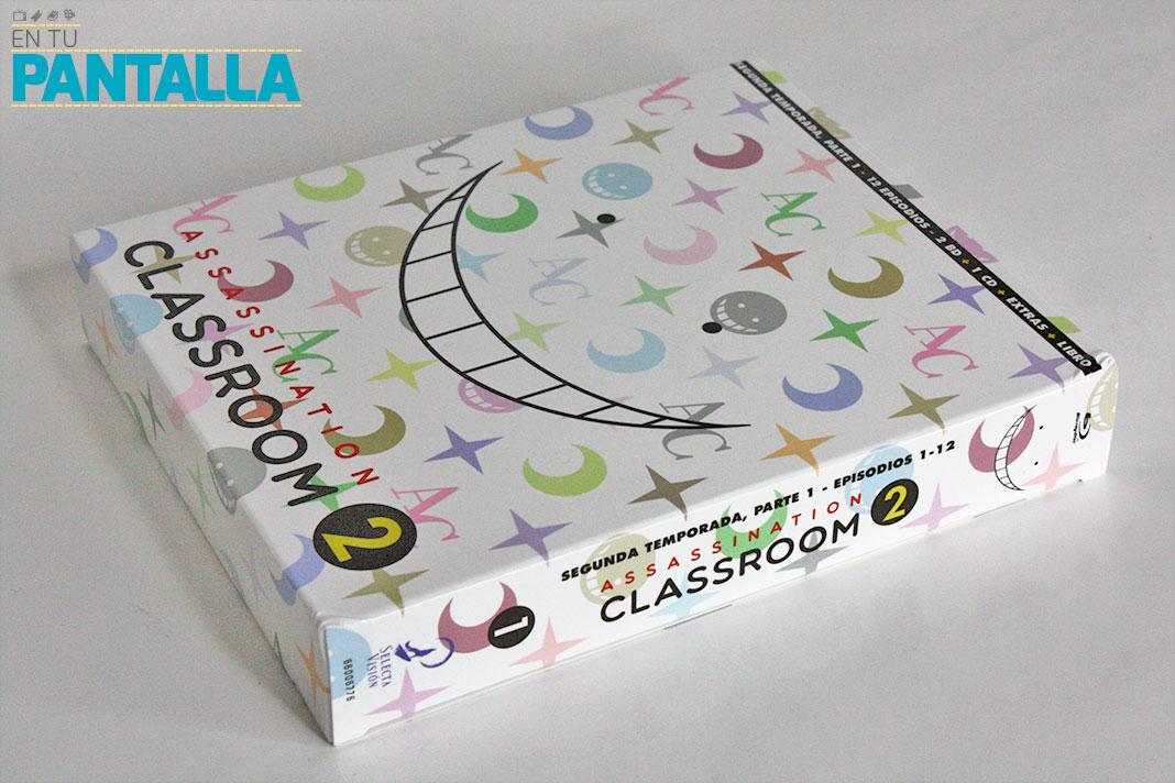 'Assassination Classroom, Temporada 2 Parte 1', un vistazo a la edición Blu-ray • En tu pantalla