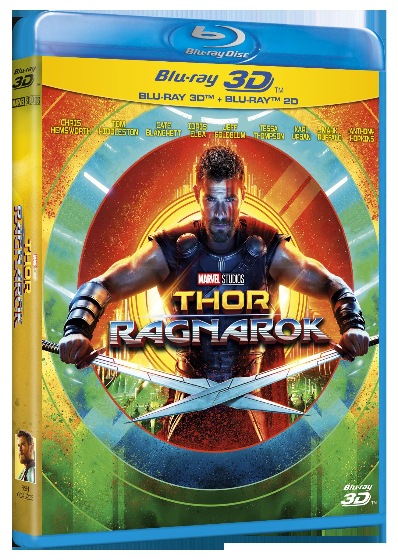 'Thor: Ragnarok' llega en Steel, 3D, Blu-ray y Dvd el 7 de marzo • En tu pantalla