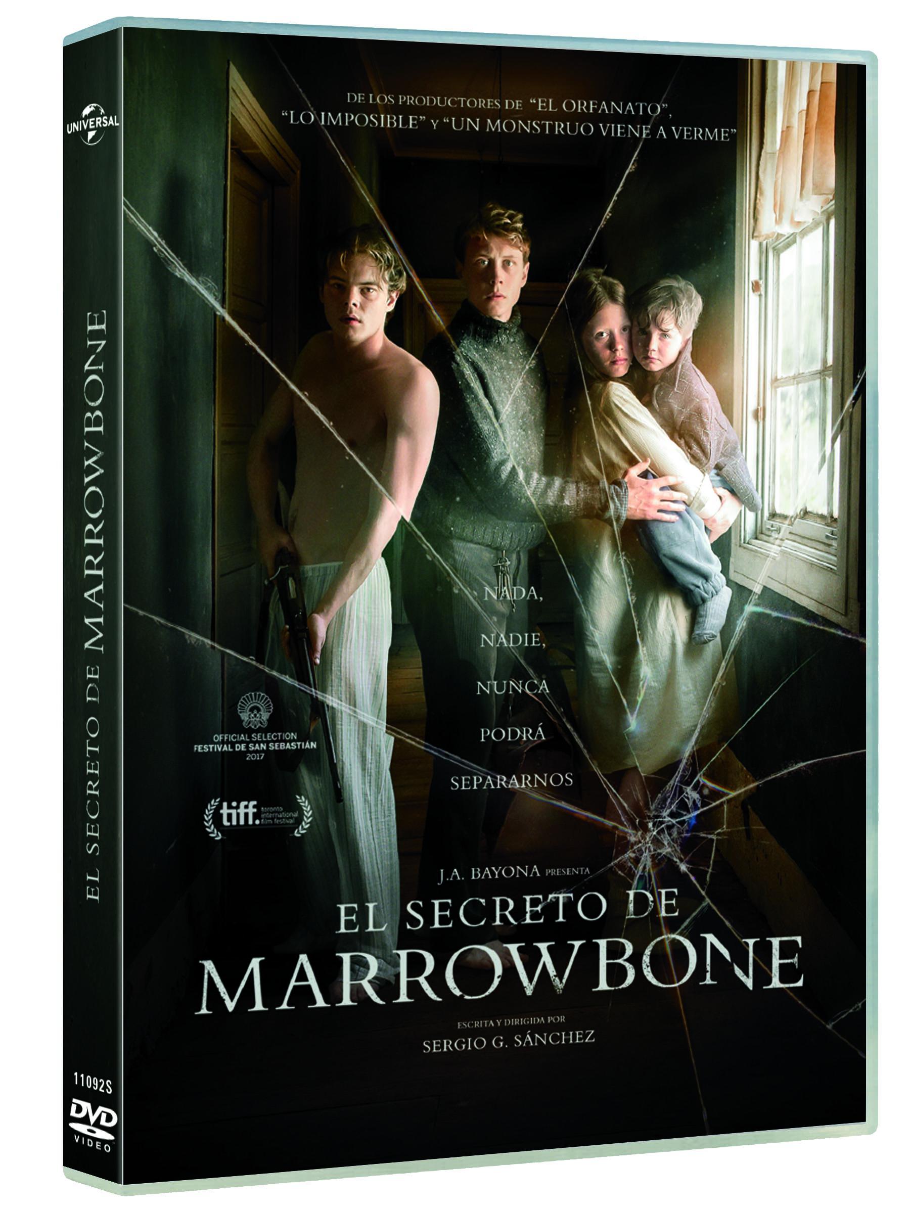 'El secreto de Marrowbone' en Blu-ray y Dvd el 21 de febrero