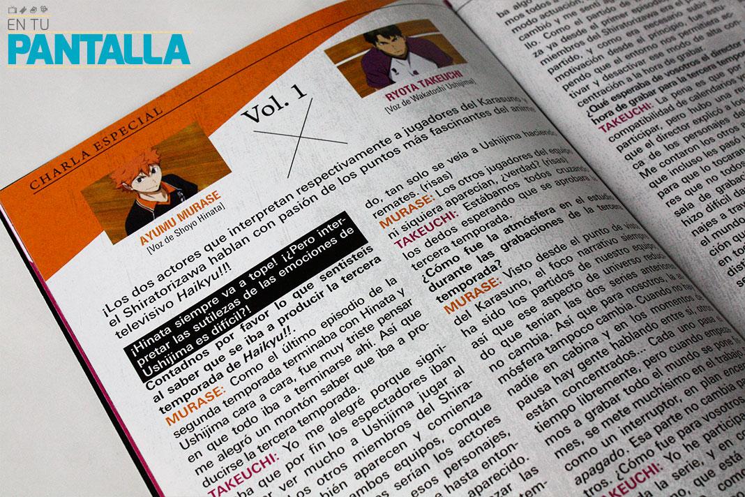 'Haikyu!!: Temporada 3': Una edición coleccionista para un emocionante anime • En tu pantalla