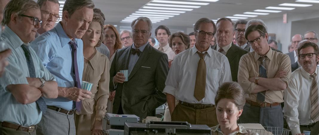 'Los archivos del Pentágono', la vuelta de Spielberg a lo grande • En tu pantalla