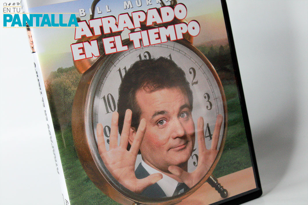 'Atrapado en el tiempo', un vistazo a la edición 4K Ultra HD • En tu pantalla
